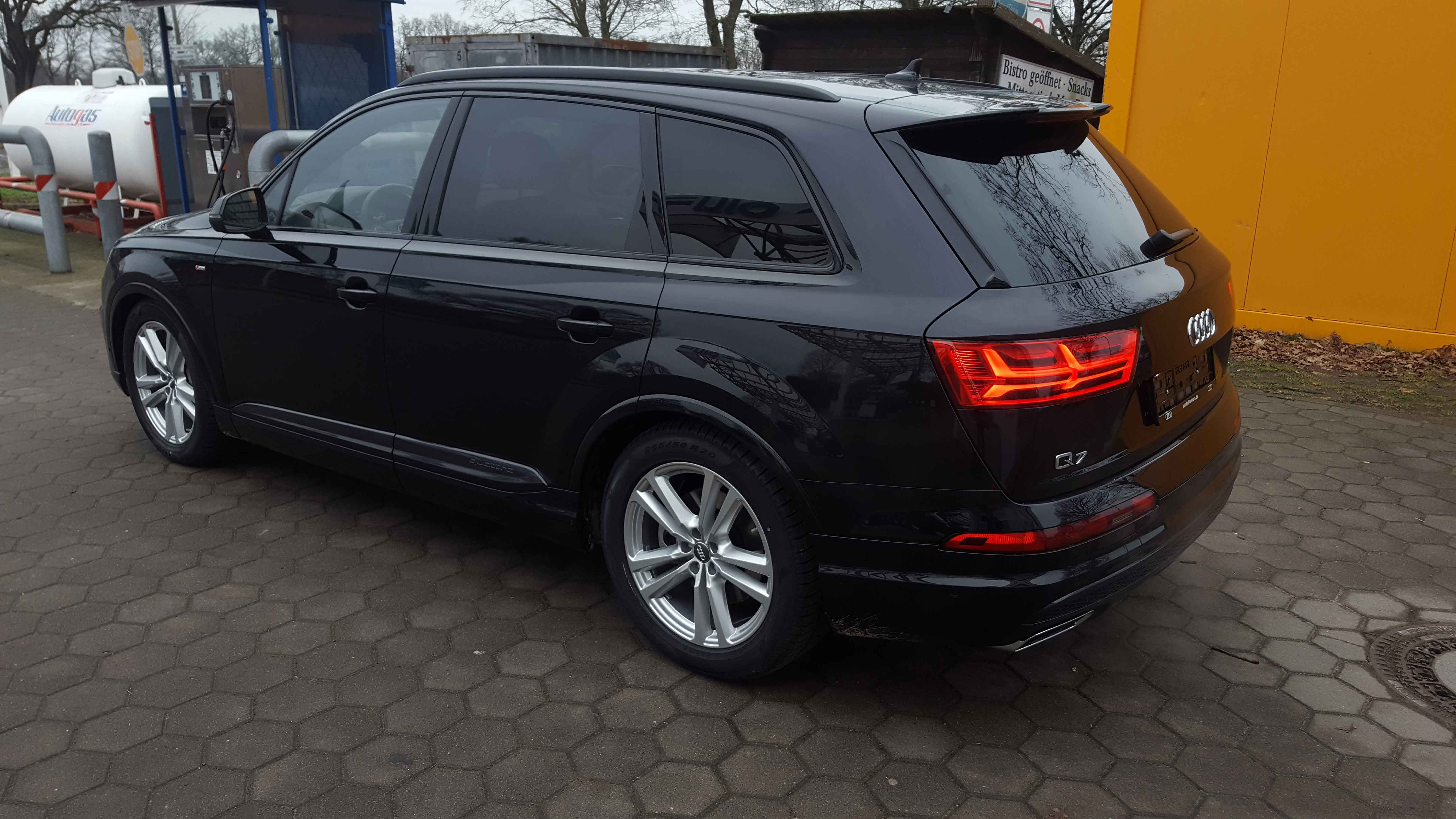 Audi Q7 4M 3 0 TDI - Active Sound retrofitting and encodings